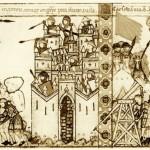 The 8th Century c.e./a.d. Siege of Zaragoza –The UCCS Cantigas de Santa Maria Trebuchet