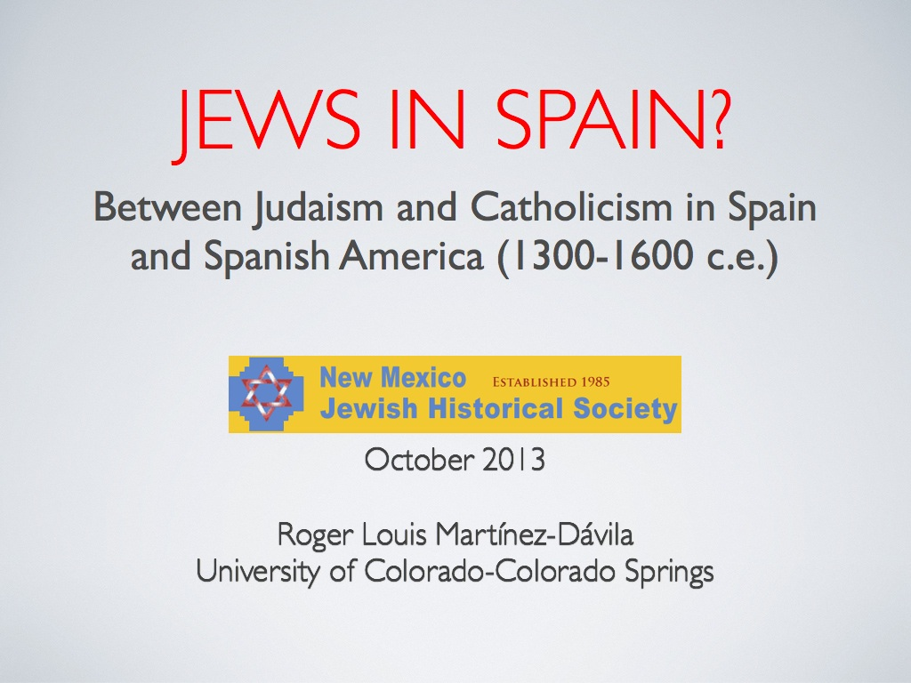 Jews in Spain - NMJHS Oct 2013 v2.001